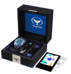 Wyland 'Poseidon' Luxury Sport Dive Watch