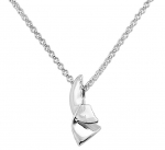 Wyland Whale's Tail Necklace - XS