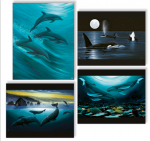 FINE ART MINI PRINT SETS - WYMP-SET03